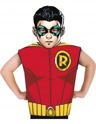 T-shirt e máscara Robin™ criança