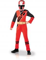 Disfarce clássico Power Ranger™ criança Ninja Steel