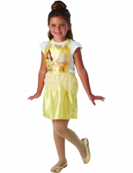 Vestido com tiara Bela™ criança