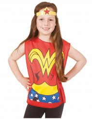 T-shirt e tiara Wonder Woman™