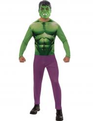 Disfarce Hulk™ adulto