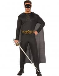 Disfarce Zorro™ adulto