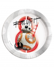 8 Pratos BB-8 Star Wars VIII The Last Jedi™