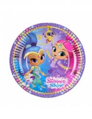 8 Pratos pequenos Shimmer & Shine™