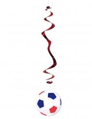 6 Decorações para pendurar bola de futebol
