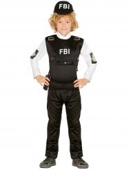 Disfarce FBI criança