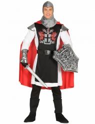 Disfarce de cavaleiro homem