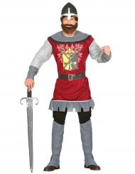 Disfarce príncipe cavaleiro - adulto