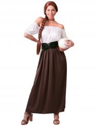 Disfarce Taberneira Medieval - mulher