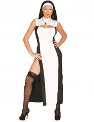 Disfarce freira mulher sexy