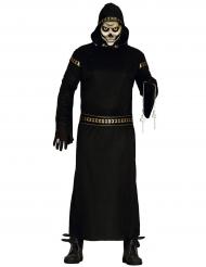 Disfarce senhor da morte homem Halloween