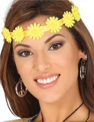 Bandolete flores amarelas adulto