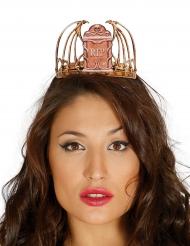 Diadema rainha dos lápides mulher Halloween