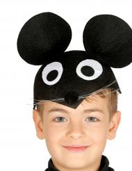 Chapéu rato engraçado criança.