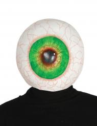 Máscara olho gigante látex adulto
