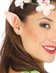 Orelhas elfo mulher
