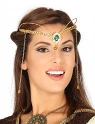 Bandolete de princesa medieval mulher