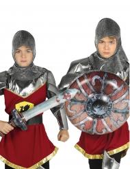 Espada e escudo insufláveis criança