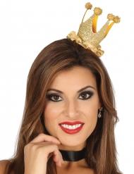 Mini-coroa de rainha mulher