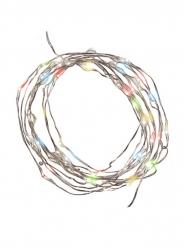 Grinalda luminosa multicolor 3 m