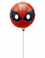 Pequeno balão de alumínio Spiderman™ Emoji™