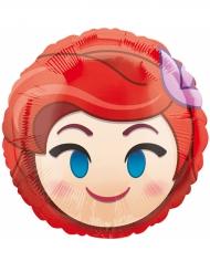 Balão alumínio Ariel™ Emoji™