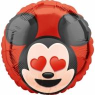 Balão alumínio Mickey Mouse™ Emoji™