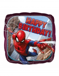 Balão alumínio Spiderman™ Happy Birthday