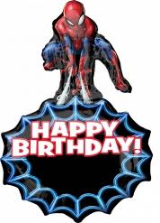 Balão alumínio Spiderman™ 58 x 86 cm