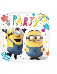 Balão alumínio Minions™ Party