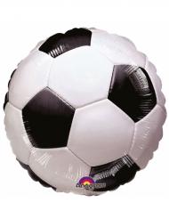 Balão alumínio futebol 45 cm