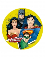 Folha de açúcar Justice League™ 16 cm