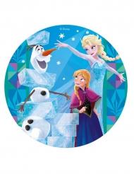 Disco ázimo Frozen™ 20 cm