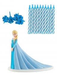 Kit festa de aniversário Elsa™ - Frozen™