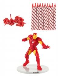 Kit aniversário Iron Man™