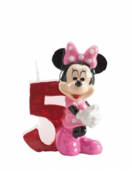 Vela número 5 Minnie™
