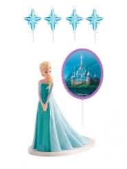 Kit de decoração para bolo Frozen™ Elsa™