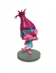 Decoração bolo Trolls™ Poppy 7 cm