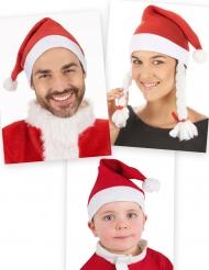 Pack familia gorros de Pai Natal