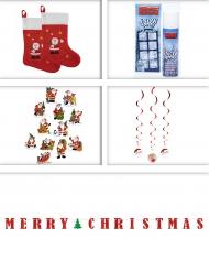 Pack decoração casa Natal