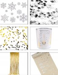 Pack decoração estrelas