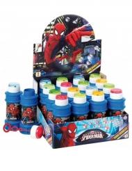 Frasco maxi bolhas de sabão Spiderman™ 175 ml