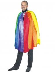 Capa arco-íris adulto