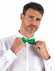 Laço para o pescoço verde adulto