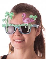 Óculos tropicais adulto