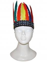 Bandolete índia colorida criança