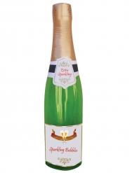 Garrafa de champanhe insuflável