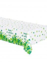 Toalha de plástico Happy São Patrício