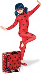 Disfarce clássico Miraculous Lady Bug™ menina coffret