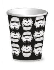 8 Copos Stormtroopers™